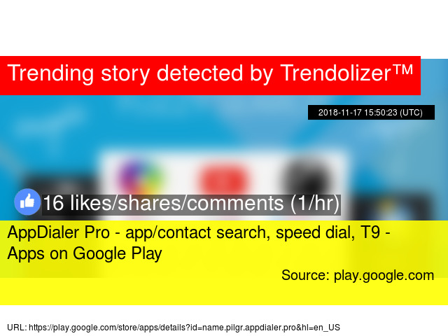 AppDialer Pro - app/contact search, speed dial, T9 - Apps on Google Play
