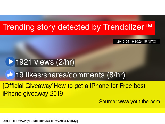 Official Giveaway]How to get a iPhone for Free best iPhone