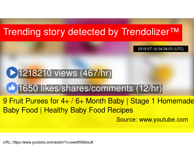 9 fruit purees for 4 6 month baby stage 1 homemade baby food 9 fruit purees for 4 6 month baby stage 1 homemade baby food healthy baby food recipes stats forumfinder Choice Image